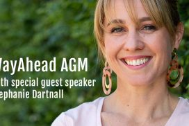 2019 AGM and Stephanie Dartnall